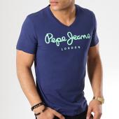 /achat-t-shirts/pepe-jeans-tee-shirt-original-stretch-bleu-marine-173149.html