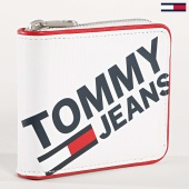 /achat-portefeuilles/tommy-hilfiger-jeans-portefeuille-modern-prep-4524-blanc-173110.html