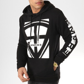 /achat-sweats-capuche/93-empire-sweat-capuche-93-square-sleeves-noir-blanc-173243.html