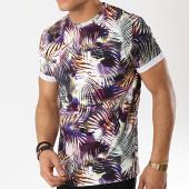 /achat-t-shirts/aarhon-tee-shirt-91270-violet-blanc-floral-173378.html