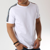 /achat-t-shirts/aarhon-tee-shirt-avec-bandes-91244-blanc-reptile-173386.html