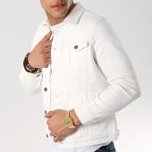 /achat-vestes-jean/classic-series-veste-jean-dp3000-blanc-173240.html