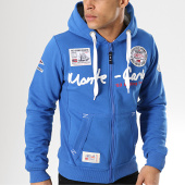 /achat-sweats-zippes-capuche/geographical-norway-sweat-zippe-capuche-patchs-brodes-golden-bleu-roi-173306.html