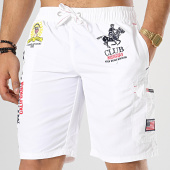/achat-maillots-de-bain/geographical-norway-short-de-bain-patchs-brodes-queen-blanc-173349.html