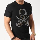 /achat-t-shirts/john-h-tee-shirt-1927-noir-argente-173324.html