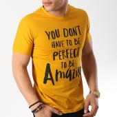 /achat-t-shirts/john-h-tee-shirt-1911-moutarde-173333.html