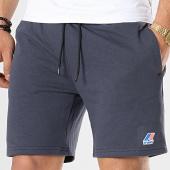 /achat-shorts-jogging/k-way-short-jogging-le-vrai-dorian-bleu-marine-173390.html
