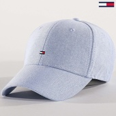 /achat-casquettes-de-baseball/tommy-hilfiger-jeans-casquette-bb-chambray-4655-bleu-clair-173310.html