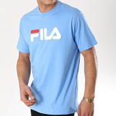 /achat-t-shirts/fila-tee-shirt-pure-681093-bleu-clair-173502.html