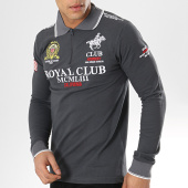 /achat-polos-manches-longues/geographical-norway-polo-manches-longues-patchs-brodes-keratine-gris-anthracite-173540.html