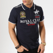/achat-polos-manches-courtes/geographical-norway-polo-manches-courtes-patchs-brodes-keratine-bleu-marine-173598.html