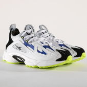 /achat-baskets-basses/reebok-baskets-dmx-series-1200-leather-dv7537-white-cloud-grey-blue-lime-173446.html