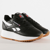 /achat-baskets-basses/reebok-baskets-femme-classic-leather-double-dv3631-black-white-primal-red-173452.html