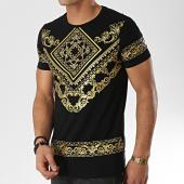 /achat-t-shirts/terance-kole-tee-shirt-98294-noir-dore-renaissance-173575.html