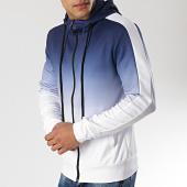 /achat-sweats-zippes-capuche/terance-kole-sweat-zippe-capuche-98179-bleu-marine-degrade-blanc-173605.html