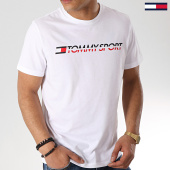/achat-t-shirts/tommy-sport-tee-shirt-logo-chest-s20s200051-blanc-173441.html