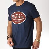 /achat-t-shirts/von-dutch-tee-shirt-aaro-bleu-marine-173418.html