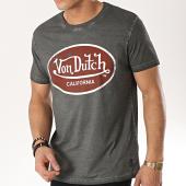/achat-t-shirts/von-dutch-tee-shirt-aaro-gris-anthracite-173419.html