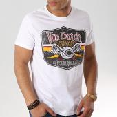 /achat-t-shirts/von-dutch-tee-shirt-gas-blanc-173422.html