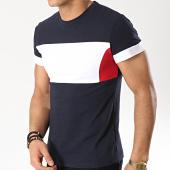 /achat-t-shirts/aarhon-tee-shirt-19-025-bleu-marine-blanc-rouge-173670.html