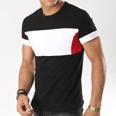 /achat-t-shirts/aarhon-tee-shirt-19-025-noir-blanc-rouge-173679.html