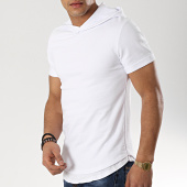/achat-t-shirts-longs-oversize/aarhon-tee-shirt-capuche-oversize-19-017-blanc-173689.html