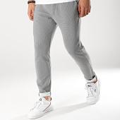 /achat-pantalons-carreaux/aarhon-pantalon-19-006-noir-blanc-173692.html