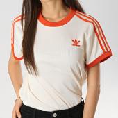 /achat-t-shirts/adidas-tee-shirt-de-sport-femme-3-stripes-du9940-ecru-orange-173847.html