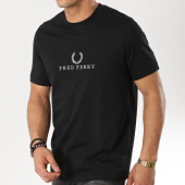 /achat-t-shirts/fred-perry-tee-shirt-embroidered-m4520-noir-173653.html