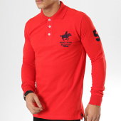 /achat-polos-manches-longues/geographical-norway-polo-manches-longues-kampai-rouge-bleu-marine-173688.html
