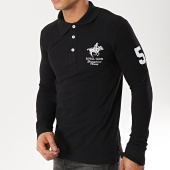 /achat-polos-manches-longues/geographical-norway-polo-manches-longues-kampai-noir-blanc-173694.html