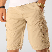 /achat-shorts-cargo/geographical-norway-short-cargo-paradize-ecru-173762.html