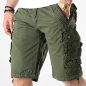 /achat-shorts-cargo/geographical-norway-short-cargo-paradize-vert-kaki-173774.html