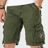 /achat-shorts-cargo/geographical-norway-short-cargo-pantheon-vert-kaki-173775.html