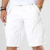/achat-shorts-cargo/geographical-norway-short-cargo-pouvoir-blanc-173803.html
