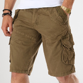 /achat-shorts-cargo/geographical-norway-short-cargo-pouvoir-marron-173806.html