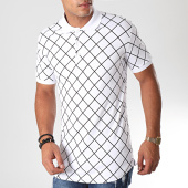 /achat-polos-manches-courtes/ikao-polo-manches-courtes-f496-blanc-173714.html