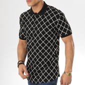 /achat-polos-manches-courtes/ikao-polo-manches-courtes-f496-noir-173715.html