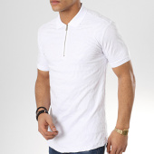 /achat-polos-manches-courtes/ikao-polo-manches-courtes-f408-blanc-173717.html