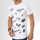/achat-t-shirts-longs-oversize/ikao-tee-shirt-oversize-f495-blanc-173719.html