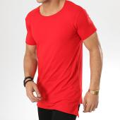 /achat-t-shirts-longs-oversize/ikao-tee-shirt-oversize-f439-rouge-173728.html