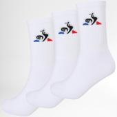 /achat-chaussettes/le-coq-sportif-lot-de-3-paires-de-chaussettes-essential-classic-1821633-blanc-173720.html