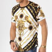 /achat-t-shirts-longs-oversize/aarhon-tee-shirt-91276-blanc-noir-renaissance-174144.html