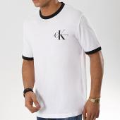 /achat-t-shirts/calvin-klein-tee-shirt-monogram-ringer-3088-blanc-174087.html