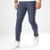 /achat-pantalons-carreaux/black-needle-pantalon-a-carreaux-1013-bleu-marine-173870.html
