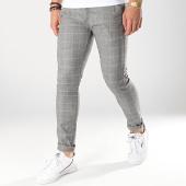 /achat-pantalons-carreaux/classic-series-pantalon-a-carreaux-1015-noir-173913.html