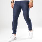 /achat-pantalons-carreaux/classic-series-pantalon-a-carreaux-1018-bleu-marine-173920.html