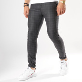 /achat-pantalons-carreaux/classic-series-pantalon-a-carreaux-1018-gris-anthracite-173922.html