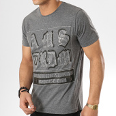 /achat-t-shirts-longs-oversize/classic-series-tee-shirt-oversize-140-gris-anthracite-chine-174057.html