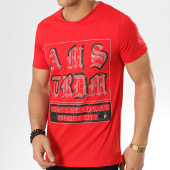 /achat-t-shirts-longs-oversize/classic-series-tee-shirt-oversize-140-rouge-174074.html